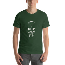 Charger l'image dans la galerie, T-Shirt Keep Calm and Fly