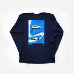 "Load image into Gallery viewer, ""356"" LS TEE"