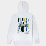 Load image into Gallery viewer, ART CAR HOODED SWEATSHIRT