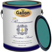 Renaissance Furniture Paint - Camelot Blue