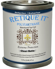 Retique It Waterbased Polyurethane (Wholesale)