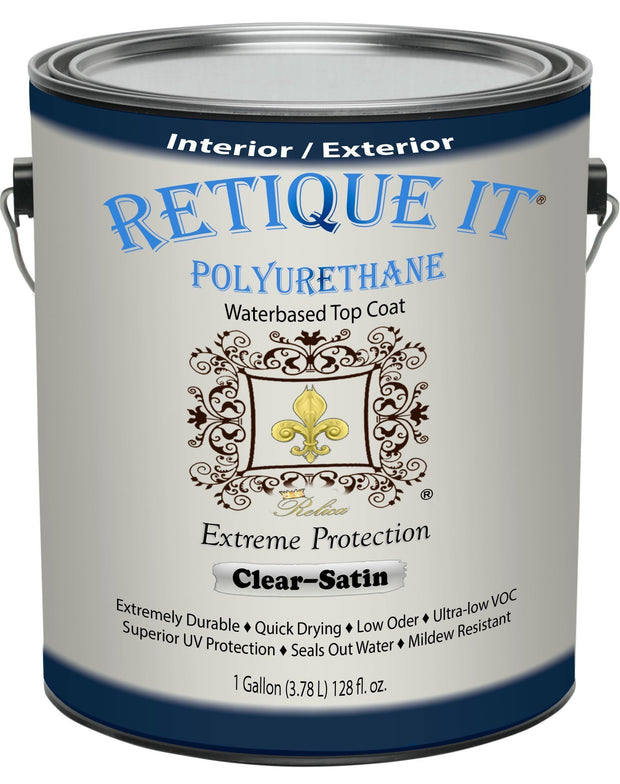 Retique It Waterbased Polyurethane