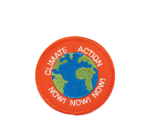 Climate Action Badge