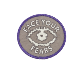 Face Your Fears Badge