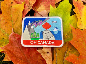 Canadiana Badge