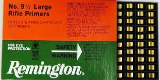 REMINGTON 9.5 LGE RFLE PRIMERS