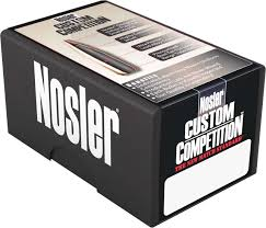 NOSLER 6.5MM/140 CUSCOMP 100PK