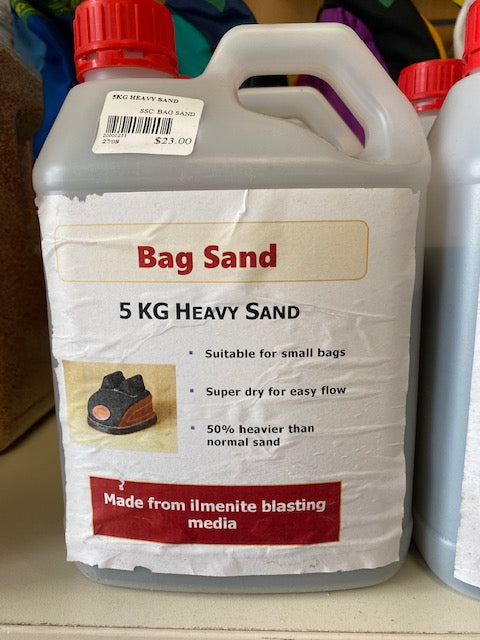 5KG HEAVY SAND