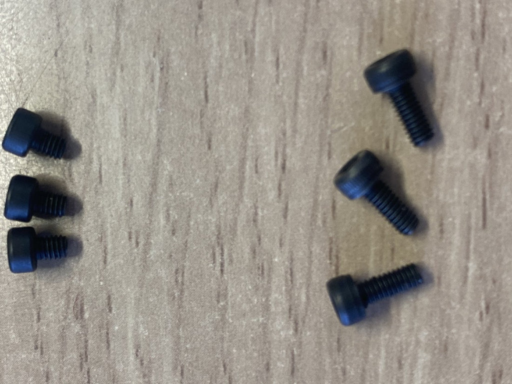 SIGHTS - SCALE PLATE SCREWS