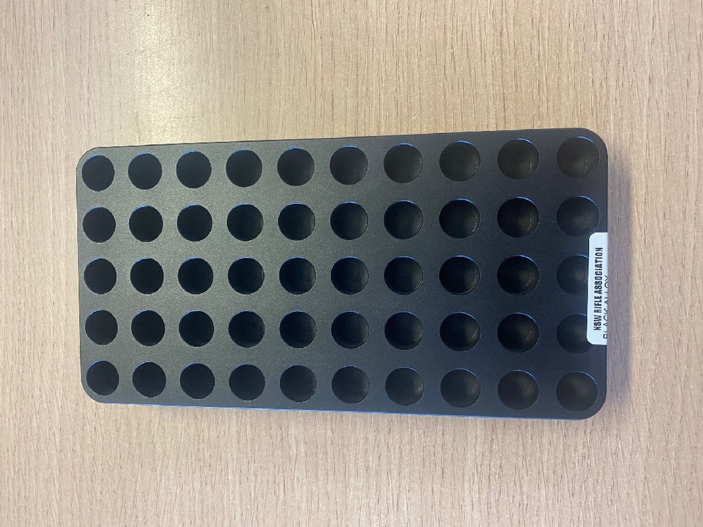 BLACK ALLOY LOADING BLOCK MEDIUM CALIBRE