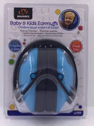 KIDS EAR MUFFS - BLUE
