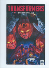 Load image into Gallery viewer, IDW Transformers BotCon 2016 Exclusive Dawn of the Predacus Comic CVR GA