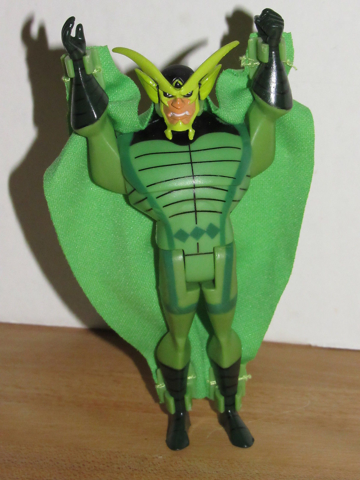 Mattel Justice League Unlimited Attack From Apokolips Mantis
