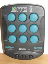 Load image into Gallery viewer, Tiger Electronics Lite 3 Handheld Puzzle Game