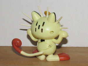 Hasbro Pokemon Meowth Electronic Figure with Chattering Voice