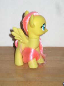 "My Little Pony Friendship is Magic Fluttershy 3"" Brushable Figure"