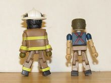 Load image into Gallery viewer, Minimates MAX Elite Heroes Smoke Jumpers Fire Chief