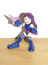 "Load image into Gallery viewer, Marvel Super Hero Squad 2"" Figure Wave 8 Psylocke"