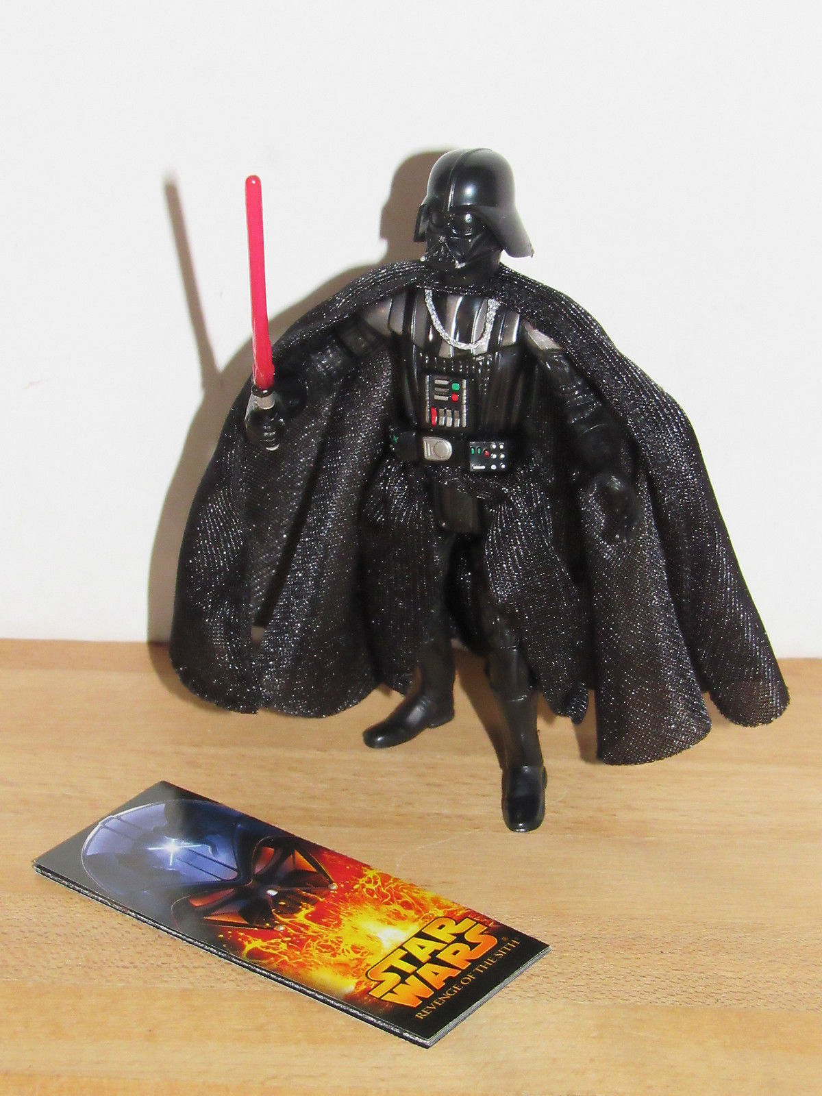 Star Wars Revenge of the Sith #11 Lightsaber Attack Darth Vader