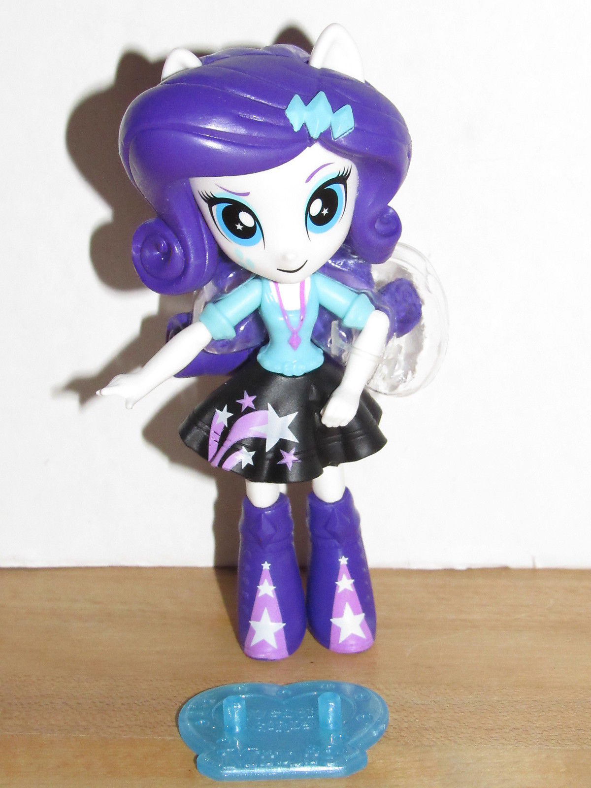 My Little Pony Equestria Girls Mini Movie Collection Rarity Poseable Figure