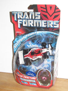 Transformers 2007 Movie Deluxe Class Fracture Walmart Exclusive