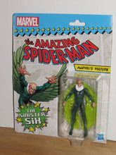 Load image into Gallery viewer, Marvel Universe Amazing Spider-Man Sinister Six Vulture Amazon Exclusive