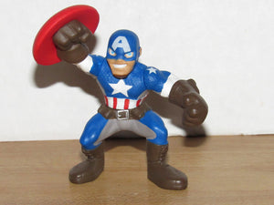 "Marvel Super Hero Squad 2"" Figure Wave 5 Ultimate Captain America"