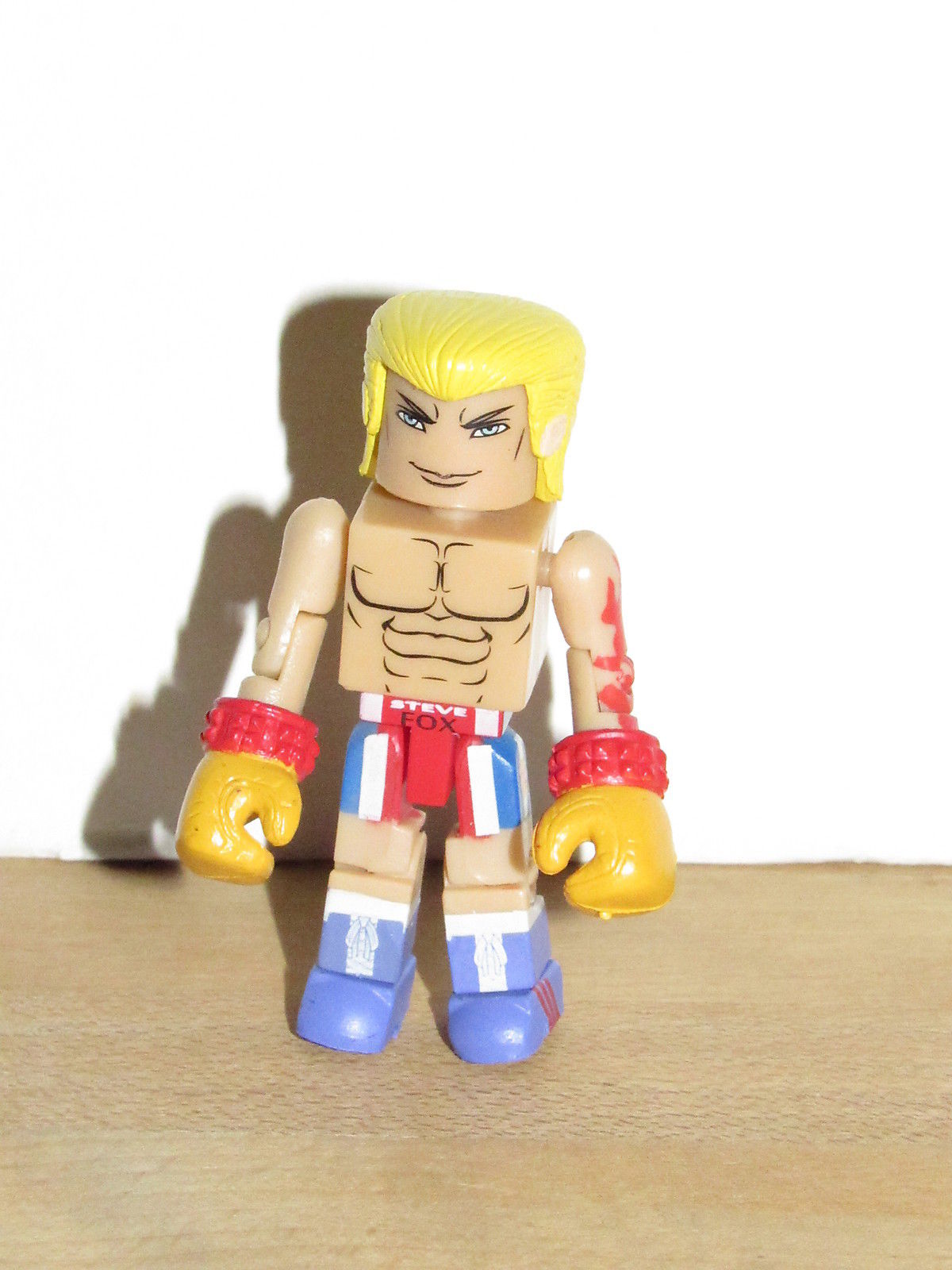 Street Fighter X Tekken Minimates Series 1 Steve Fox
