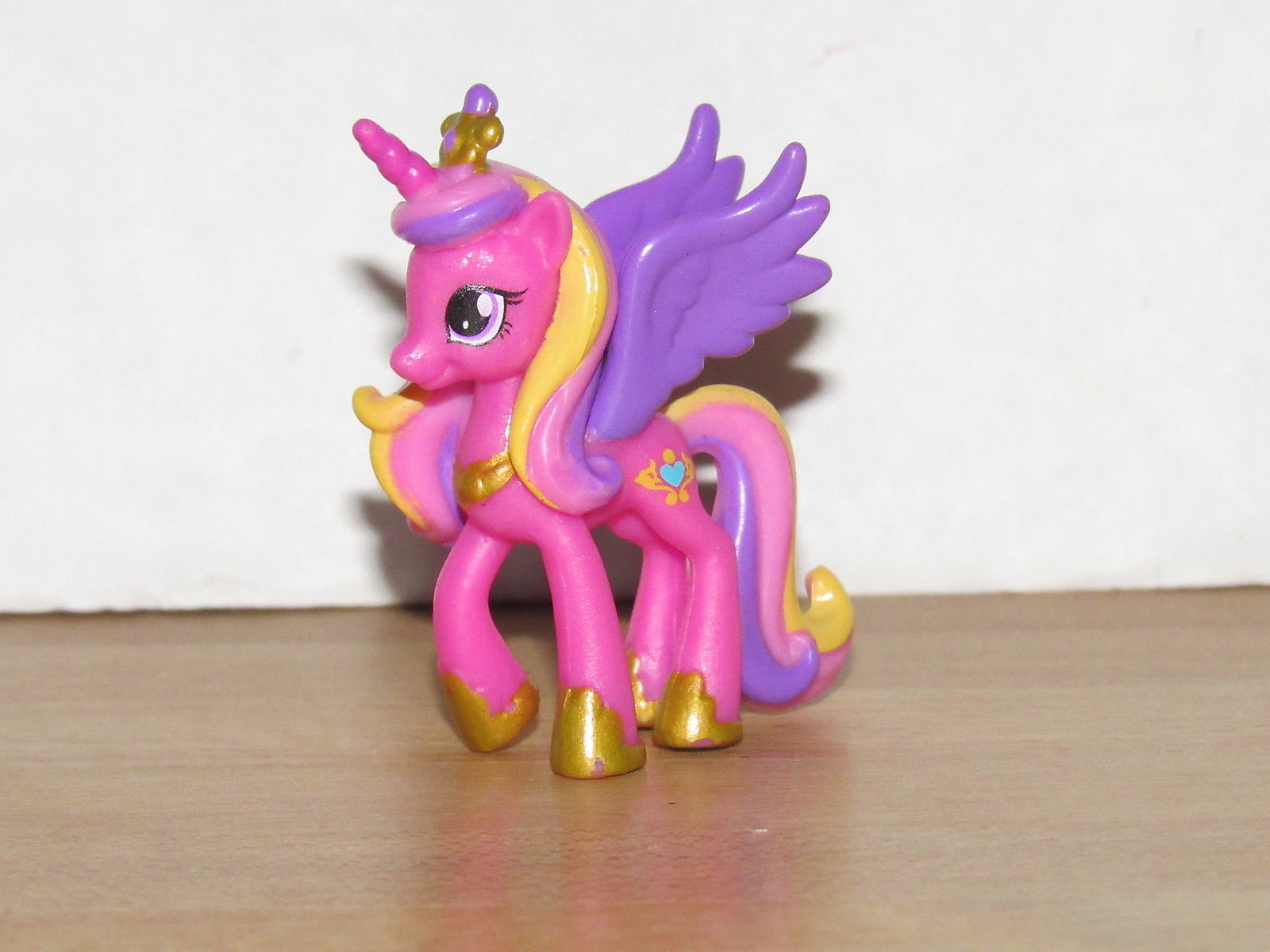 Load image into gallery viewer my little pony friendship is magic mini figure pony wedding