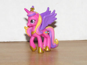 My Little Pony Friendship Is Magic Mini Figure Pony Wedding Set Princess Cadence