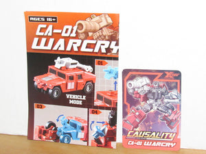 FansProject Causality CA-01 Warcry