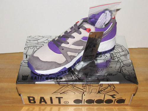 BAIT Diadora N9000 Transformers Megatron Sneakers (US Men's Size 10)