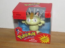 Load image into Gallery viewer, Hasbro Pokemon Meowth Electronic Figure with Chattering Voice
