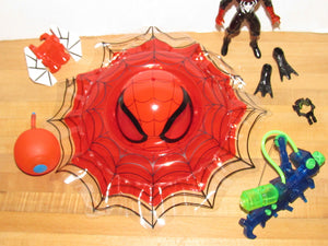 Toy Biz Spider-Man Web Splashers Sea Web Spider-Man