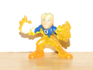 "Marvel Super Hero Squad 2"" Figure Wave 5 Human Torch"