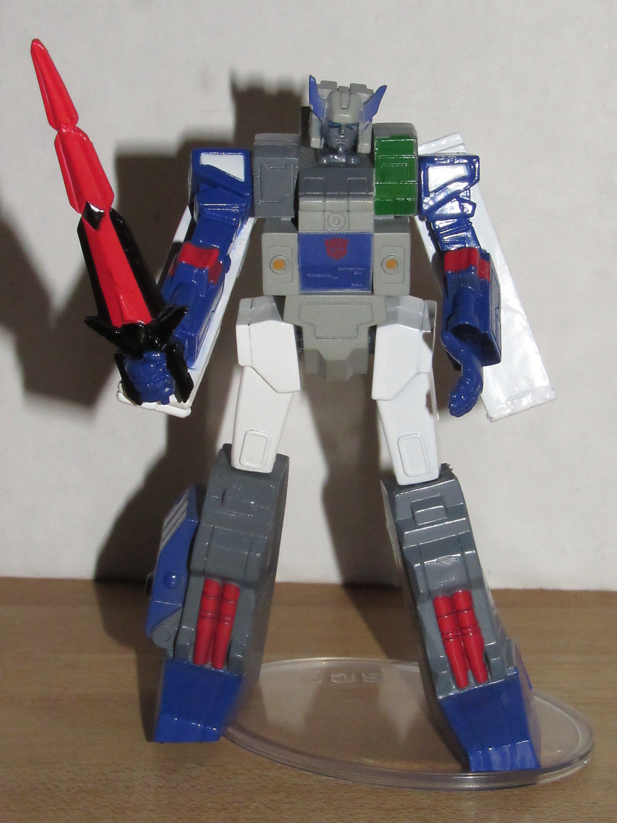 Transformers Heroes of Cybertron SCF PVC Fortress Maximus (Color Version)