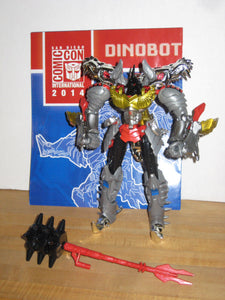 Transformers Age of Extinction Generations SDCC 2014 Exclusive Dinobot Grimlock