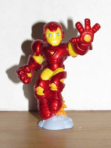 "Marvel Super Hero Squad 2"" Figure Wave 2 Iron Man"