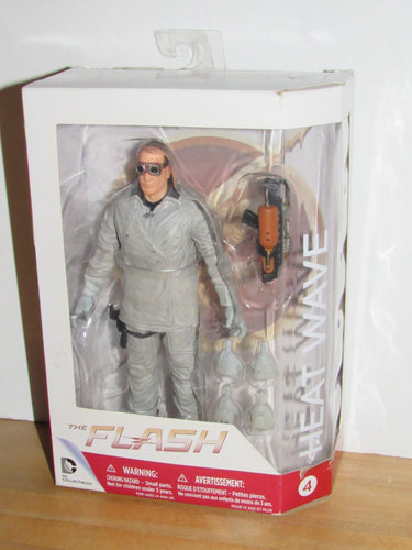 DC Collectibles The Flash TV Series Heat Wave Action Figure
