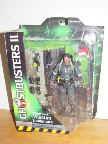 Diamond Select Toys Ghostbusters II