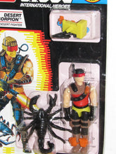 Load image into Gallery viewer, Funskool GI Joe International Heroes Desert Scorpion MOC