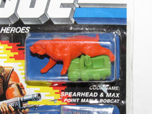 Load image into Gallery viewer, Funskool GI Joe International Heroes Spearhead & Max MOC