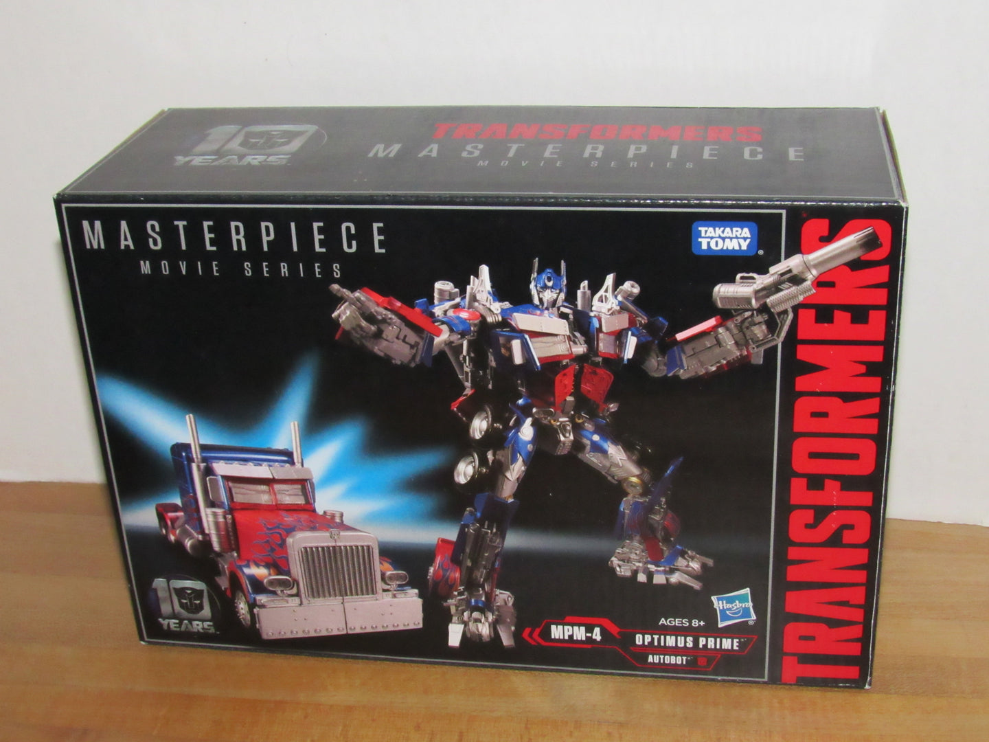 Transformers Masterpiece MPM-4 Optimus Prime Toys R Us Exclusive