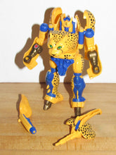 Load image into Gallery viewer, Takara Transformers Beast Wars C-3 Deluxe Class Cheetor