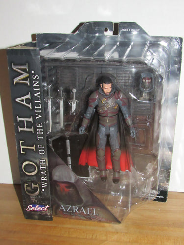 Diamond Select Toys Gotham TV Series Azrael Action Figure