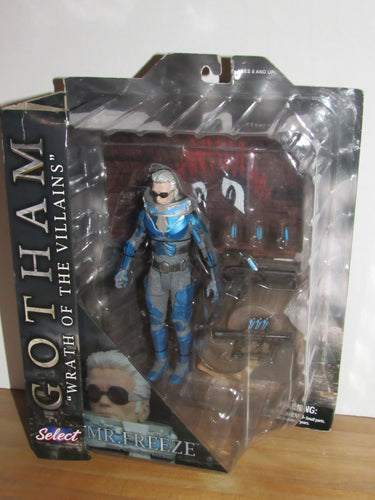 Diamond Select Toys Gotham TV Series Mr. Freeze Action Figure