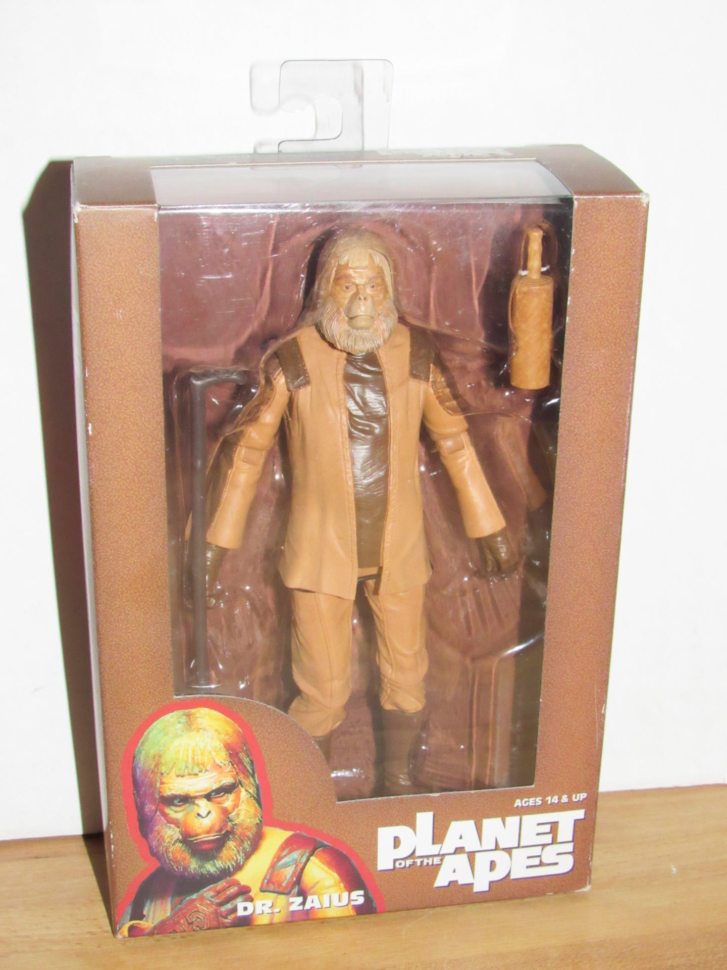 Neca Planet of the Apes Series 1 Dr. Zaius 7