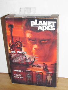 "Neca Planet of the Apes Series 1 Dr. Zaius 7"" Action Figure"