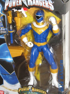 Bandai Power Rangers Legacy Collection Zeo Blue Ranger