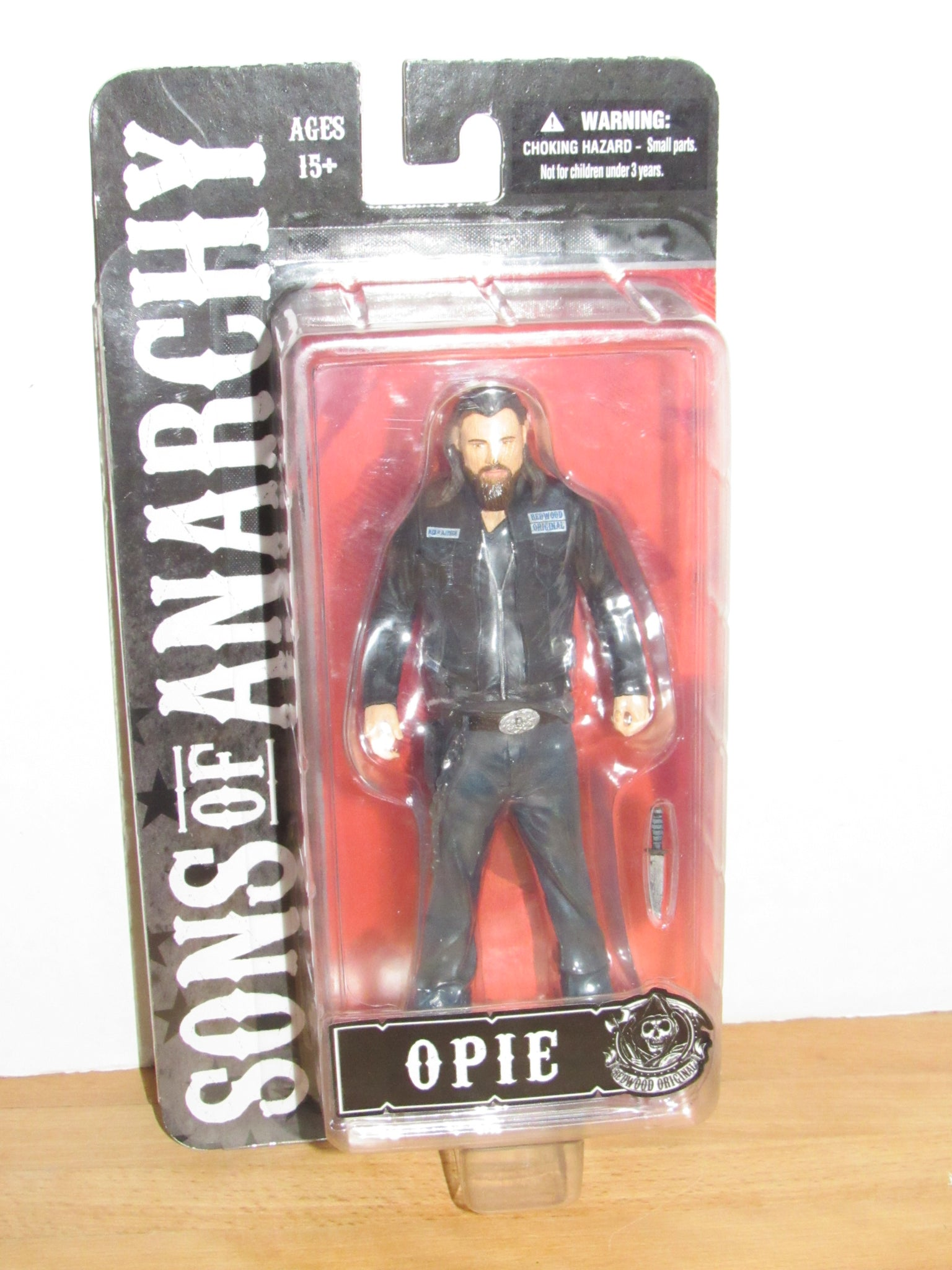 Mezco Toyz Free Shipping! Opie Winston 6 inch Figure Sons of Anarchy